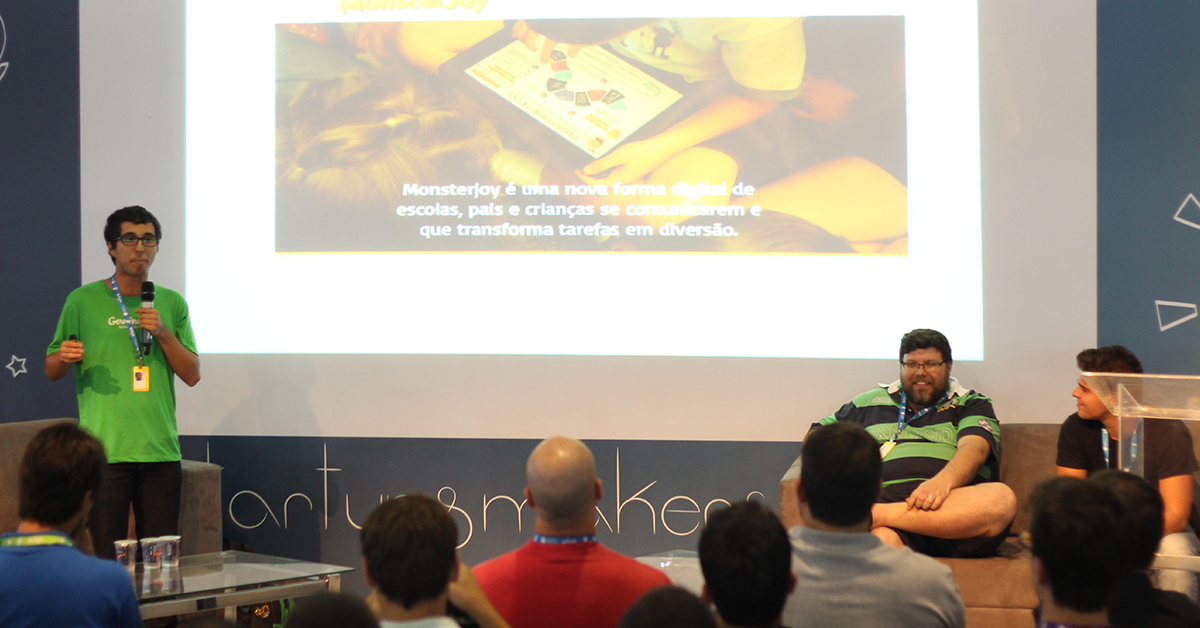 #CPBR8 - Startups and Makers Camp na Campus Party Brasil 2015