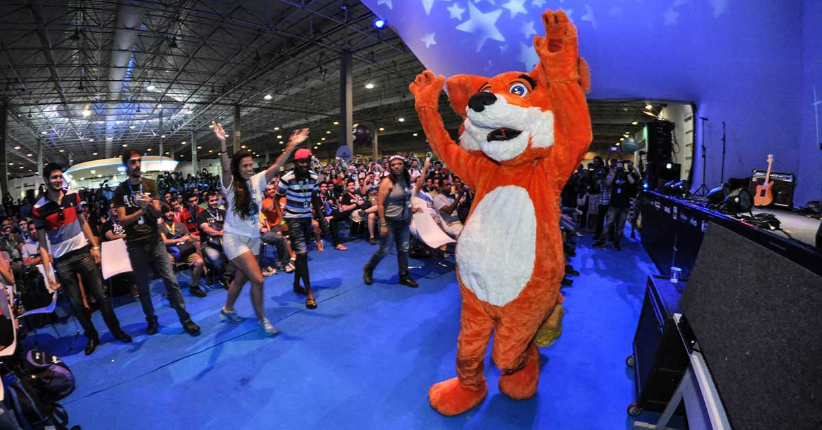 Campus Party Brasil: O carnaval geek