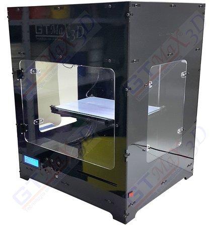 Comprar impressora 3d: GTMax A1 é produzida por uma equipa bastante competente.